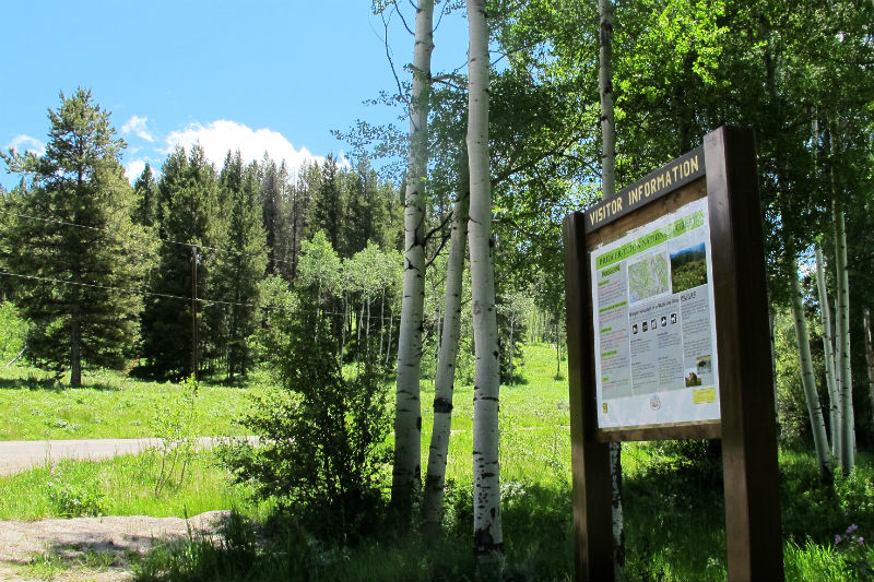Munger Mountain trailhead jackson hole