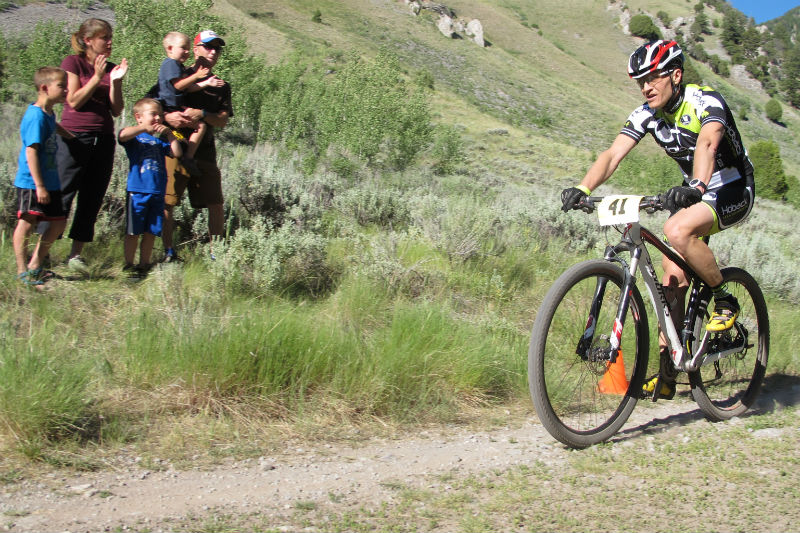 jackson hole mountain biking cache to game creek racev