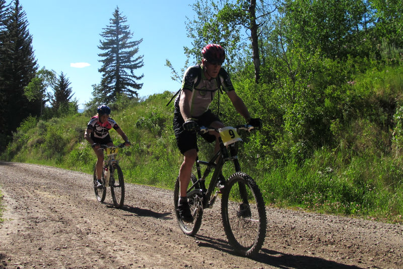 cache game creek race jackson wyoming mountain biking
