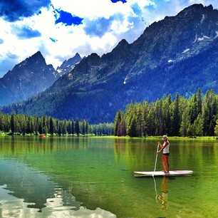 6_29_brittmumma, sup, stand up paddleboard, grand teton national park, jackson hole, #jacksonhole