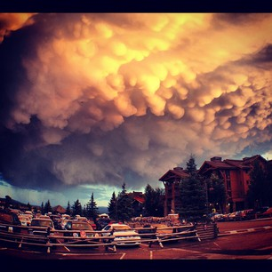 7_25_gimpwrangler_sunsetclouds, storm, jackson hole, #jacksonhole, the mountain pulse