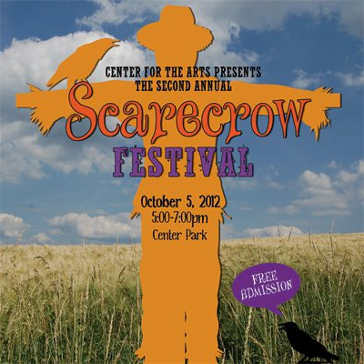 center_for_the_arts_scarecrow_festival jackson hole social calendar weekend events