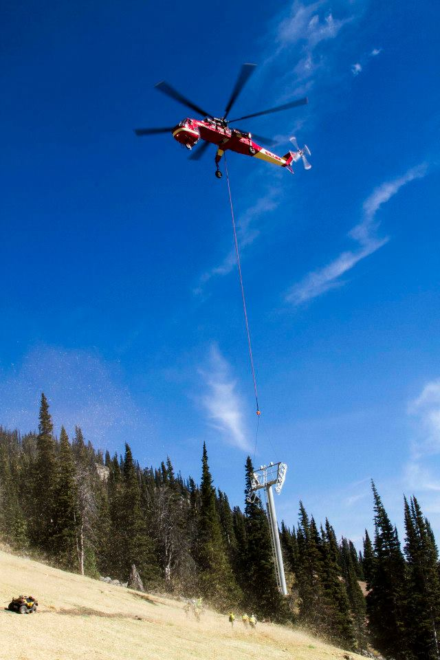 heli drop jackson hole mountain resort