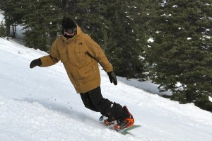 jackson hole mountain resort opening day 2012/13 winter season
