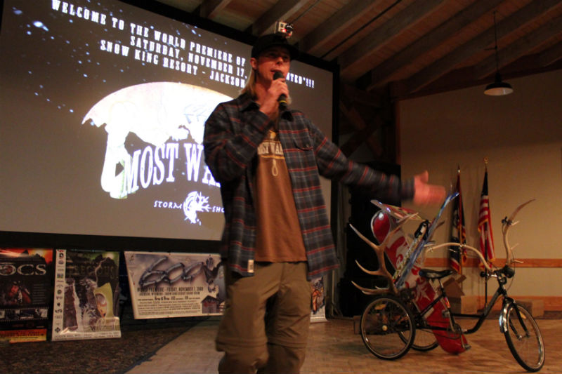 ryan halverson snow king most wanted premiere jackson hole