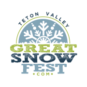The Great Snow Fest Logo teton valley idaho jackson hole wyoming the mountain pulse