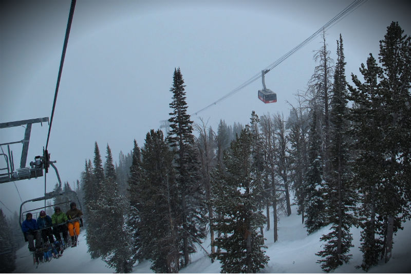 lift_tram_vingette_effect jackson hole mountain resort storm riding 100 day 2013