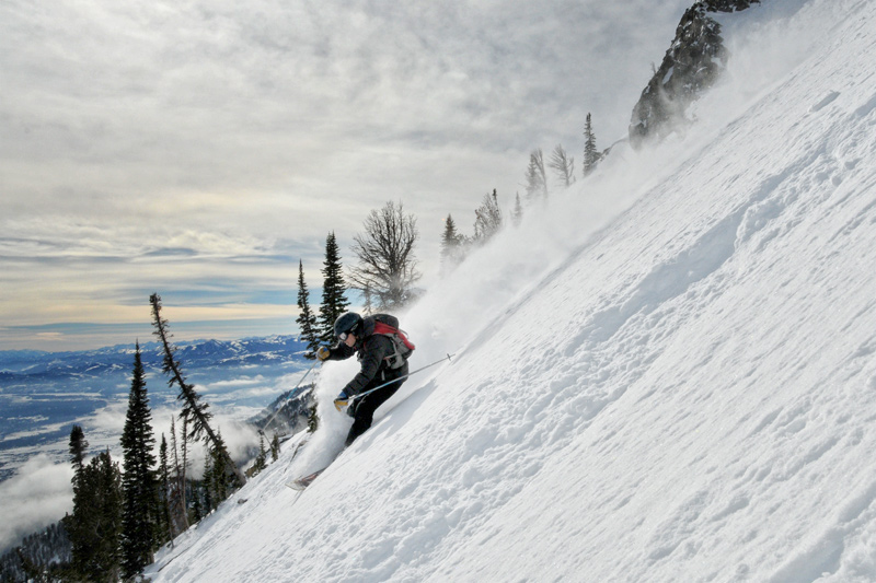 rob_02, skiing photos, snow in jackson hole, wyoming, stephen williams photography