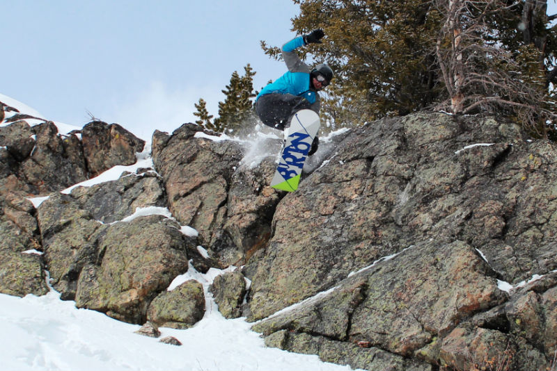 hobacks jackson hole mountain resort freeriding 2013