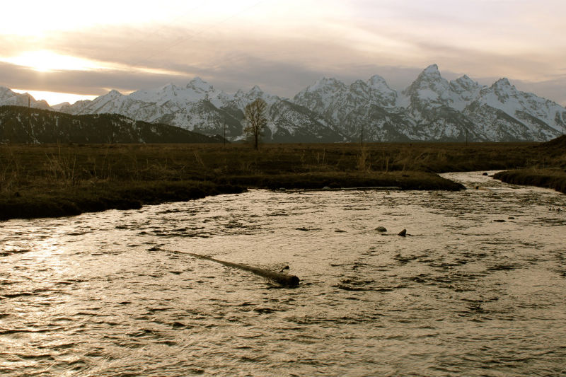 04_12_13_pod_tetons spring in jackson hole photo of the day