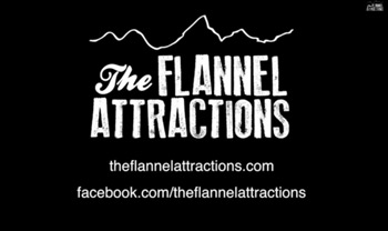 the_flannel_attractions_01, covering arcade fire, local music in jackson hole wyoming