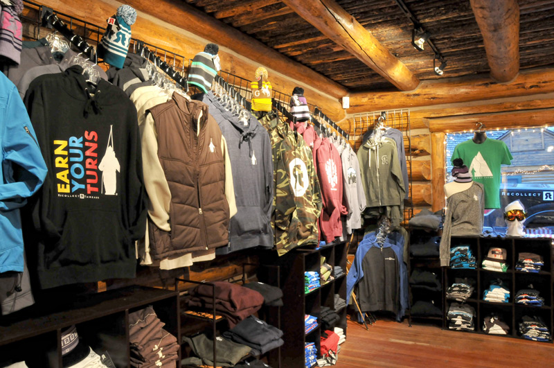 recollect threads, grand opening, jackson hole wyoming