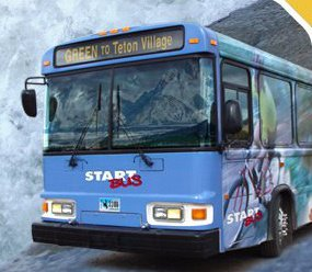 start bus jackson hole the mountain pulse