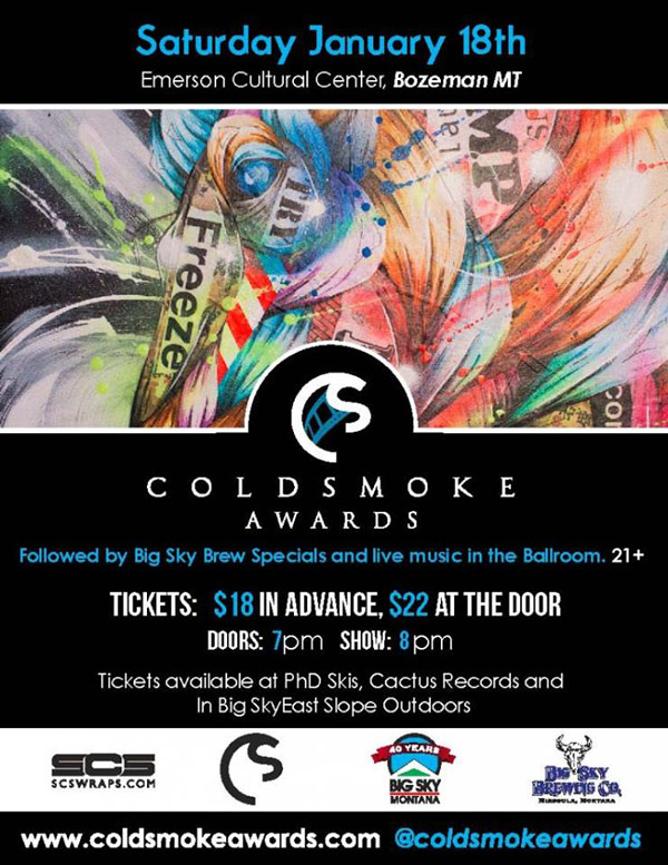 coldsmoke_awards_1, bozeman, montana,