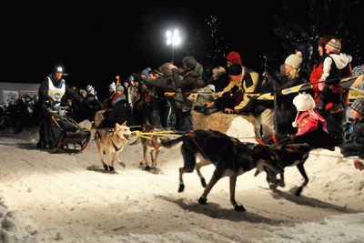 international pedigree stage stop sled dog race