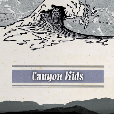 canyon_kids_ep_cover_01, local jackson hole musicians