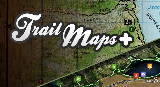 Trail Maps+ 2.0 Summer Release